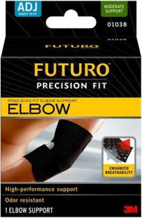 I3MFT-1038 3M Futuro 護多樂 可調式透氣護手肘 Adjustable Precision Fit Elbow Support