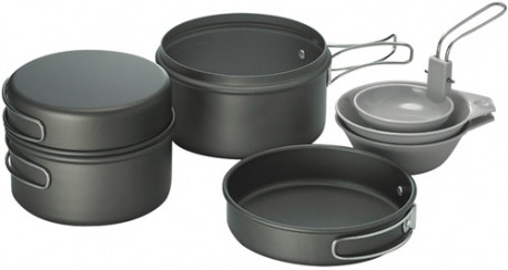 SVKKSOLO2 韓國 Kovea Solo 2 1-2人 Cookset Cookware System