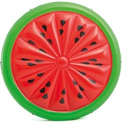 "BI56283 美國 Intex 183cm/72"" 充氣西瓜浮床 Inflatable Watermelon Mattress"