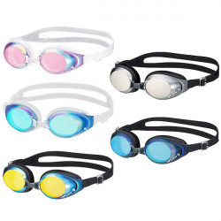IV630ASAM 日本 View Swipe 10倍防霧鏡面成人泳鏡 Swimming Goggles