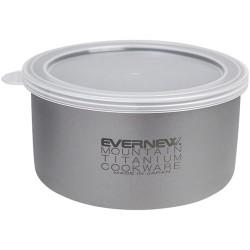 OEECA613 日本 Evernew Ti 560ml 鈦儲物盒 Titanium Storage Pot