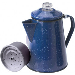 OGSI15155-BL 美國 GSI 咖啡壺 12 Coffee Cup Percolator