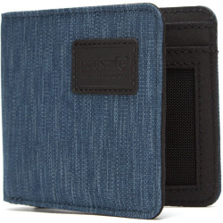 OP11000 澳洲 Pacsafe RFIDsafe 銀包 RFID Blocking Bifold Wallet