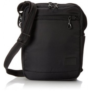 OP20205 澳洲 Pacsafe Citysafe CS75休閒 防盜斜背袋 Anti-theft Crossover Bag (紅、黑、藍)