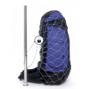 OP10180999 澳洲 Pacsafe 防盜保護網 85L backpack & bag Protector