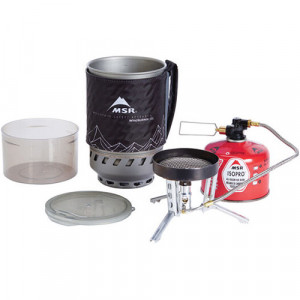 OMSR10366 美國 MSR 1.8L 氣爐Cookset套裝 WindBurner Duo Stove System
