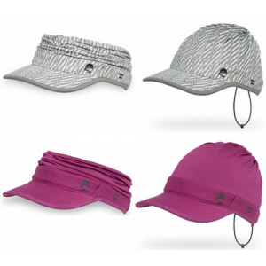 WSSHIELDVIS 美國 Sunday Afternoons 兩用扁帽/Cap帽 UV Shield Cool Convert Visor/Cap