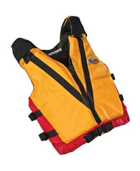 EMTI703 美國MTI Youth Reflex 中童專業浮水衣 可承托 50-90磅 助浮衣 Flotation Aid