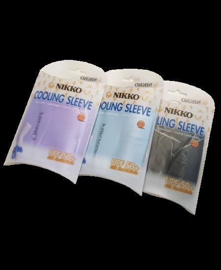 NNPT-001 Nikko 冰涼防曬手袖 防UV 50+ Cool Sleeves 韓國製造