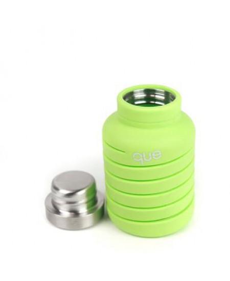 QQUEBOTT20 que Bottle BPA-free 伸縮水樽